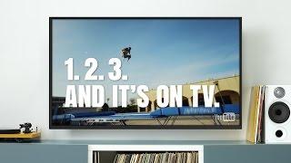 Supersize Your Favourite Clips: The Art Of Flight | Chromecast | UK thumbnail