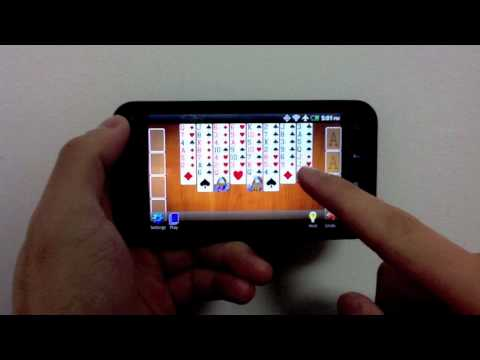 FreeCell For Android By MobilityWare