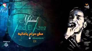 محمود عبدالعزيز مش حرام يا غالية