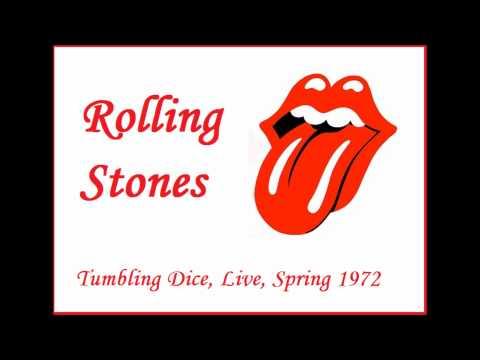 "Rolling Stones - ""Tumbling Dice"" (Live 1972)"