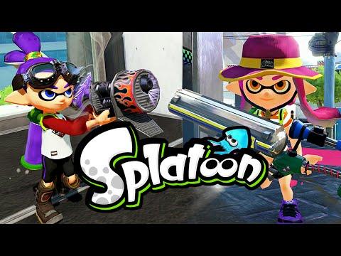 splatoon-wii-u-gameplay-splatfest-#6-results!-car-vs-plane-custom-range-blaster-&-e-liter-3k-scope