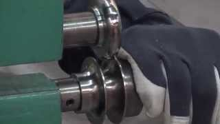 Metal Shaping Bead Roller Die Combinations Pt. 2