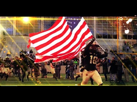 Let's take it to the field #GoArmy #BeatNavy 2017