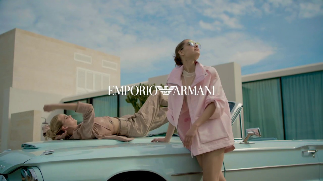 Emporio Armani Eyewear SS19 Collection - A radiant style