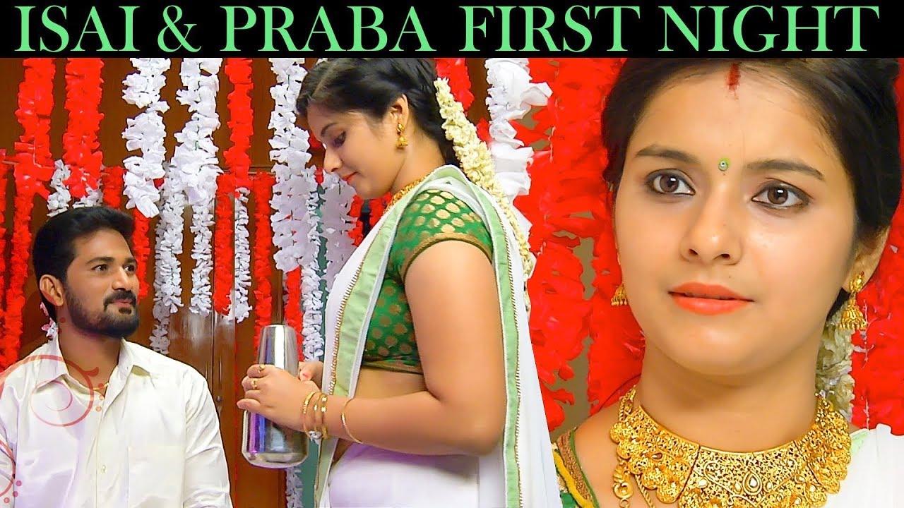 Isai & Praba First Night | Best of Priyamanaval
