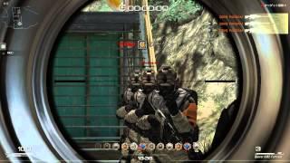 【SF2】Barrett M82 Fortress 試射動画