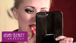 Beauty Academy : Moulin Rouge showrgirls make up Tutorial Thumbnail