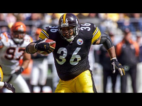 A Football Life Jerome Bettis