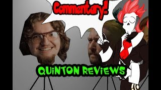 Vidcontroversy  Quinton Reviews  Skull Commentary