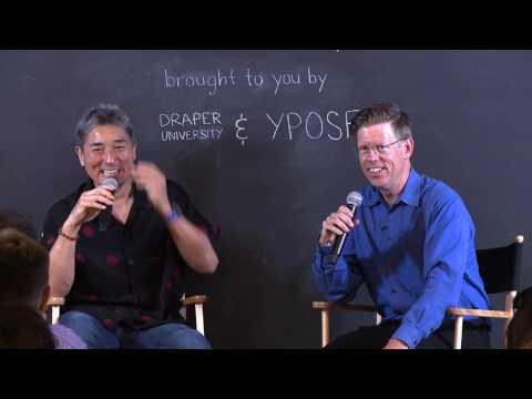 The key to evangelism | Guy Kawasaki