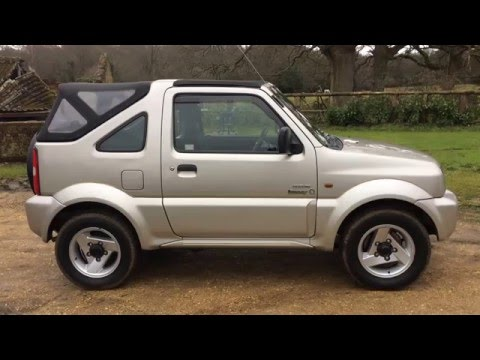 Suzuki Jimny via Apsley Cars