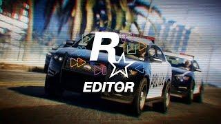 Grand Theft Auto V - 為您介紹 Rockstar 編輯器