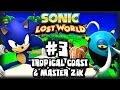 Sonic Lost World Wii U 1080p Part 3 Tropical Coast Master Zik