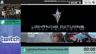 Lightning Returns: Final Fantasy XIII by LewdDolphin (RPG Limit Break 2018 Part 13)
