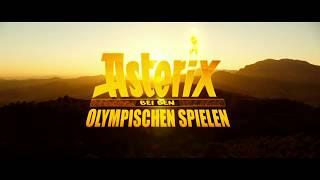 Астерикс на Олимпийских играх фильм 2008 HD
