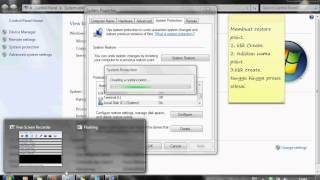 Cara mudah restore system Windows7.avi
