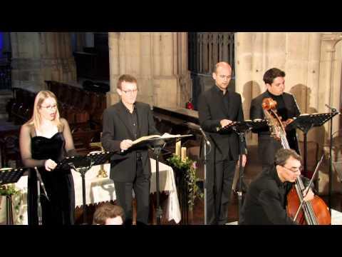 SOUVIGNY : CONSONANCE -   Haendel - Dixit Dominus -  Gloria patri