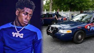 NBA YoungBoy Arrested At Atlanta Hotel