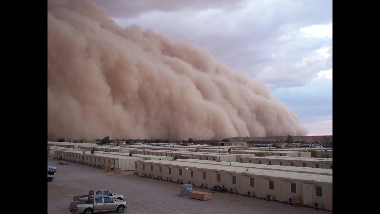 العاصفة مدار تجتاح السعودية