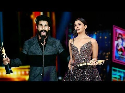 IIFA Awards 2017 के WINNER हो गए Declare - Varun Dhawan, Alia Bhatt, Shahid Kapoor, Disha Patani