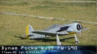 Hobbyzone.com.au Dynam Focke-Wulf FW 190