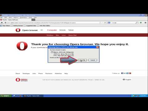 Free Download Opera Web Browser Software For Computers