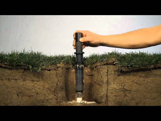 Easyout Irrigation Spray Head Repair Removal Tool Youtube