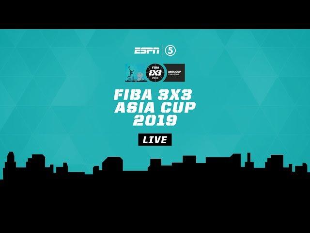 M & W: Pool | FIBA 3x3 Asia Cup 2019