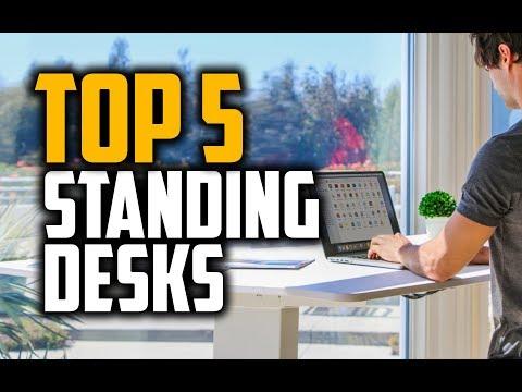 Best Standing Desks in 2018 - Which Is The Best Standing Desk?