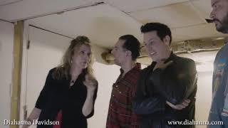 Diahanna Davidson Comedy clip (Cherry Bomb)
