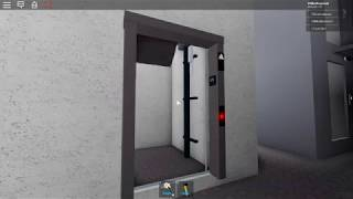 roblox elevator with no iner door and low on oil