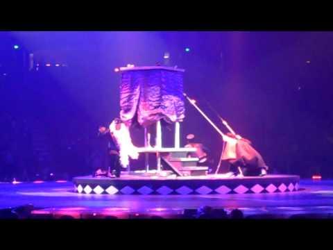 HD Ooh Ooh Ba & Hot As Ice  Britney Spears Circus Tour  SACRAMENTO 041109