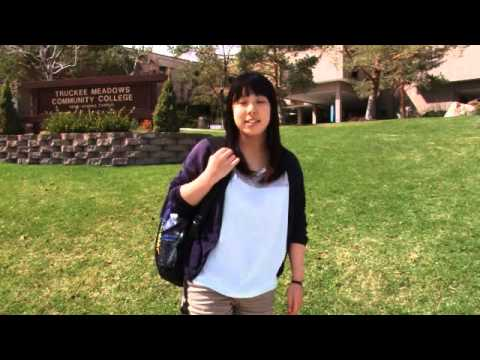 Truckee Meadows Community College Int'l Student Video Series - Reina