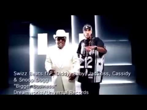 Swizz Beatz - Bigger Business ft. P. Diddy, Baby, Jadakiss, Cassidy & Snoop Dogg