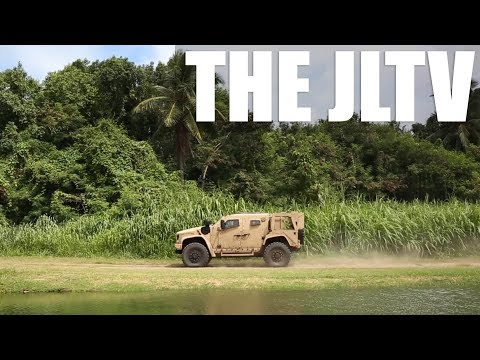 The JLTV In Action