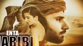Enta habibi new arabic song aya hai rahim #entahabibirap, nasibi full tiktok viral video