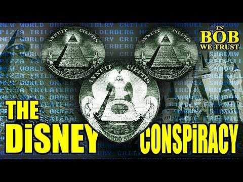 In Bob We Trust - THE DiSNEY CONSPiRACY