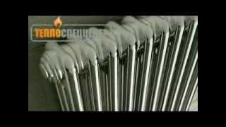 Трубчатые радиаторы IRSAP TESI(Радиатор TESI изготавливается из стали. Секция радиатора производится путём лазерной сварки. Благодаря..., 2013-12-18T10:29:42.000Z)