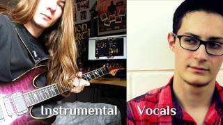 Gambar cover Spin Me Round (Metal Cover) - Instrumental by Thomas Northmetal
