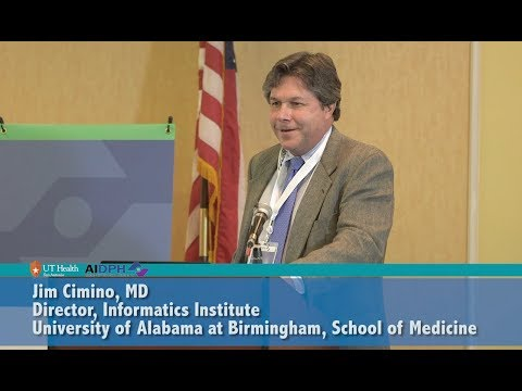 Keynote Presentation: Planning of the Next Generation of Electronic Health Records, James Cimino, MD
