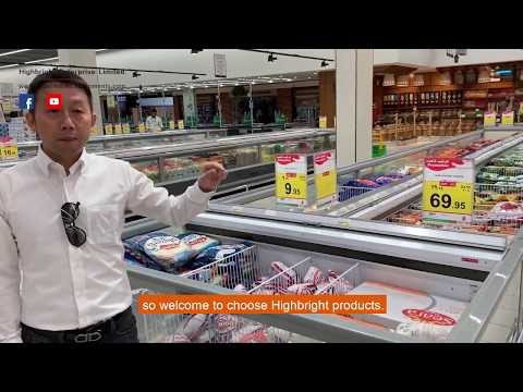 User Experience Of Purchasing Supermarket Equipment From Highbright