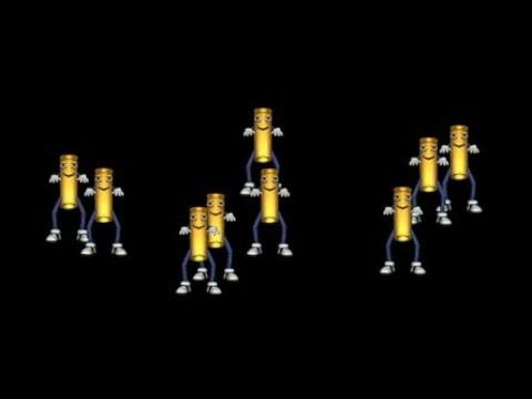 Hey, Macaroni! Screensaver (PC Windows 3.x, 1996)