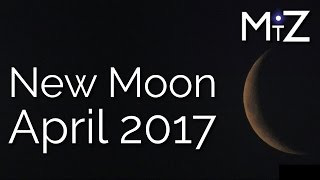 New Moon April 25 & 26, 2017 - True Sidereal Astrology