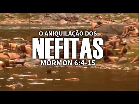 A Aniquilação dos Nefitas - Mórmon 6 vers 4-15 by O Livro de Mórmon