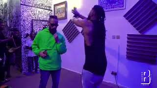 Energetic Studio Session Of Vibe by Phyno & Flavour.mp3
