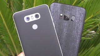 Galaxy S8 vs LG G6: Flagship showdown
