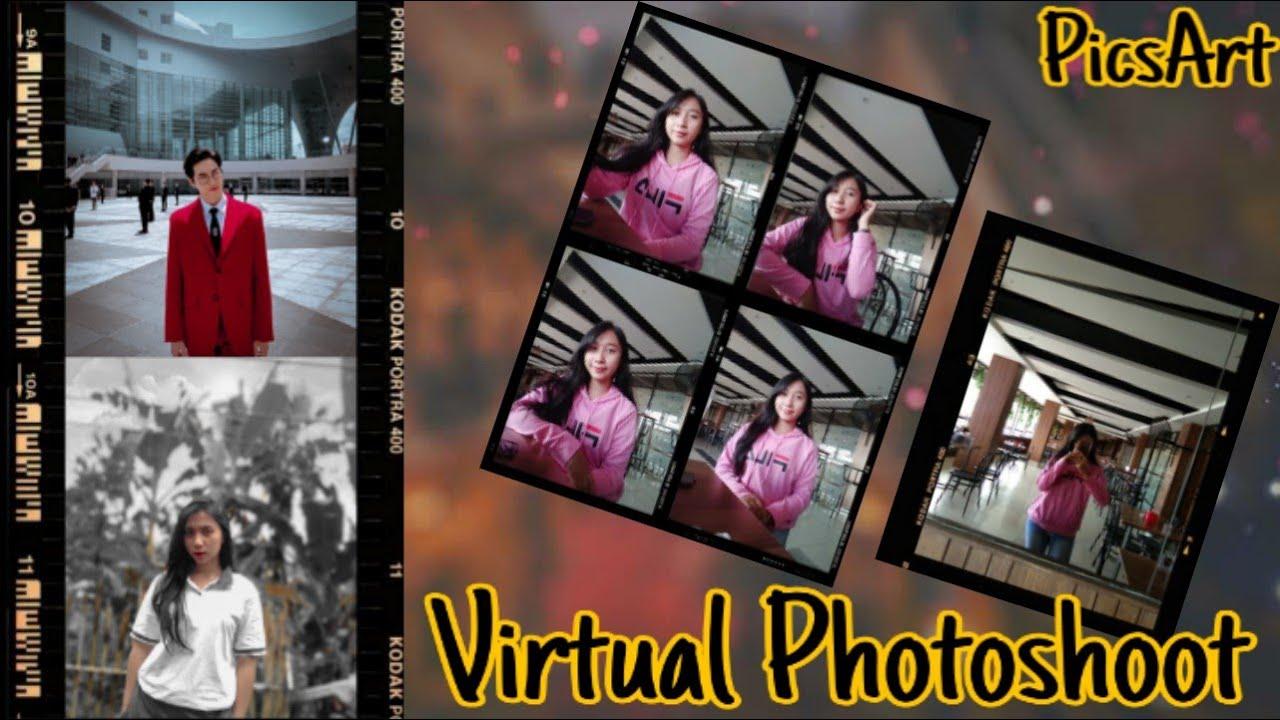 CARA MUDAH EDIT FOTO DENGAN FRAME ANALOG/KODAK MENGGUNAKAN ...