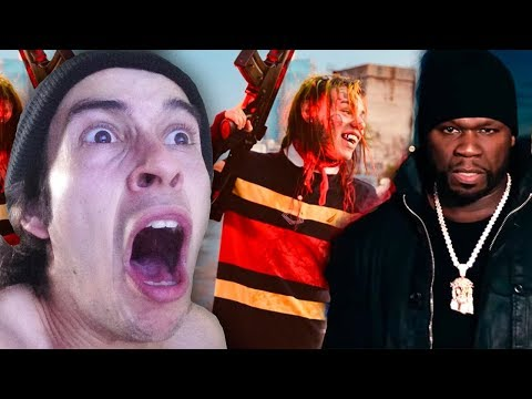 6IX9INE e 50 CENT 😱 50 Cent | 6ix9ine | Casanova | Uncle Murda | Get The Strap│Official Music Video