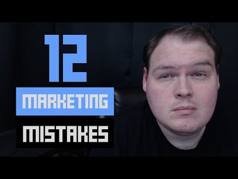 12 Indie Game Marketing Mistakes That Could Be Killing Your Sales