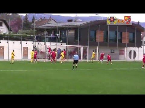 Collex-Bossy - FC Sierre